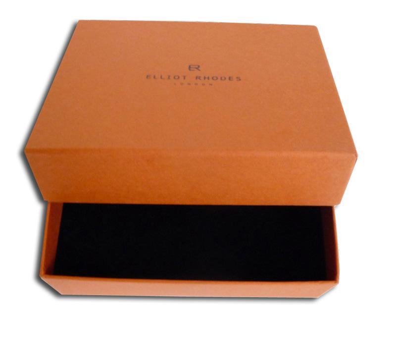 Boite carton personnalisee bijoux