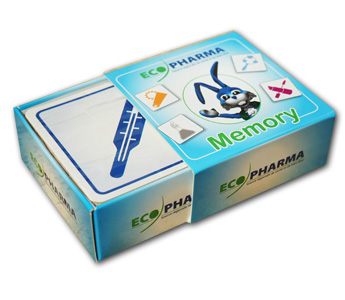boite tiroir en carton ecopharma