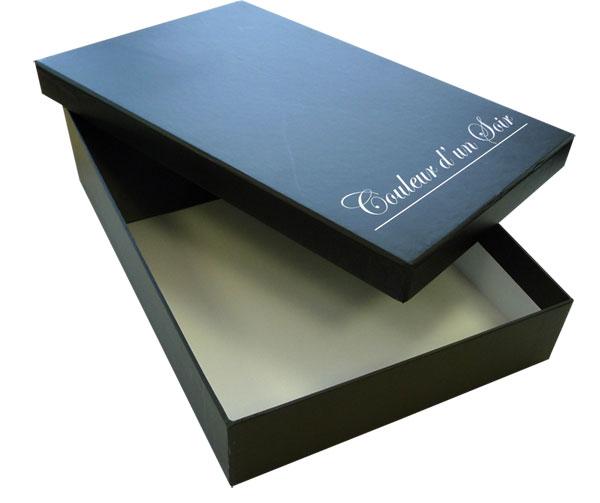 coffret linge de maison. Black Bedroom Furniture Sets. Home Design Ideas