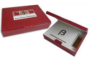 Boite carton pliante grand-format avec cale - Betafence