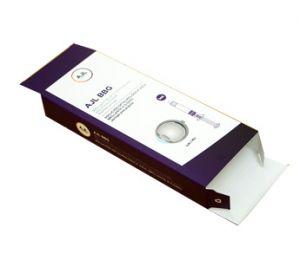 Boite pliante etui carton pour solution opthalmo